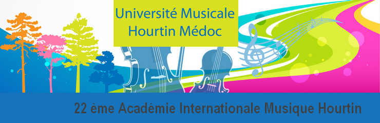 Université Musicale Hourtin Médoc - édition 2018