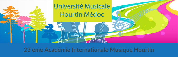 Université Musicale Hourtin Médoc - édition 2019